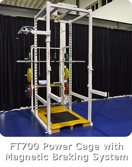 FT700 Power Cage