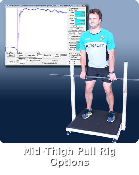 Mid-Thigh Pull Rig Options